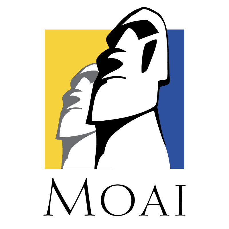 Moai Technologies vector