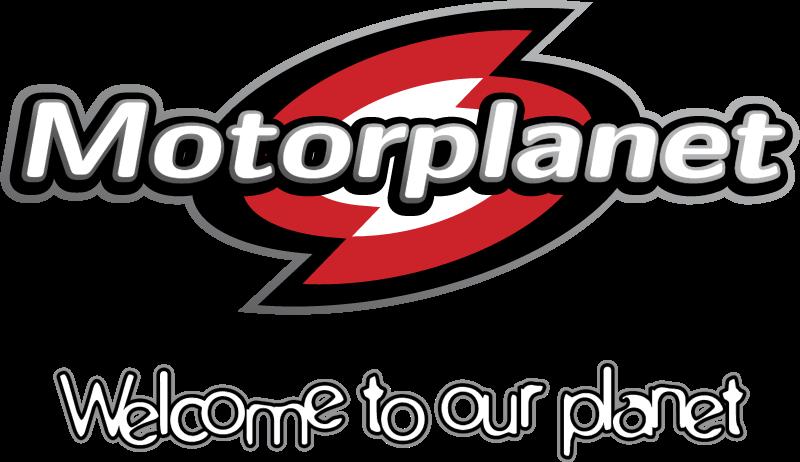 Motorplanet vector