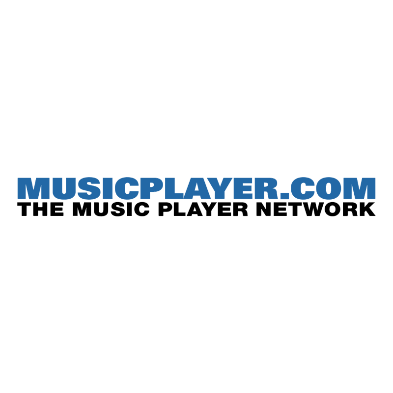 Music Player Network vector