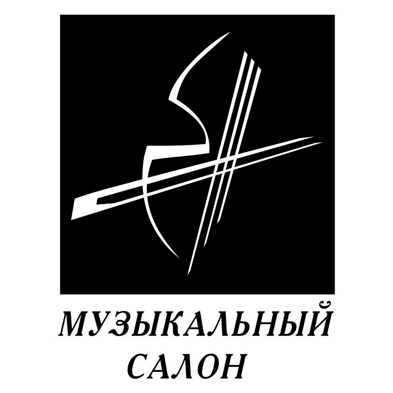 Music Salon vector