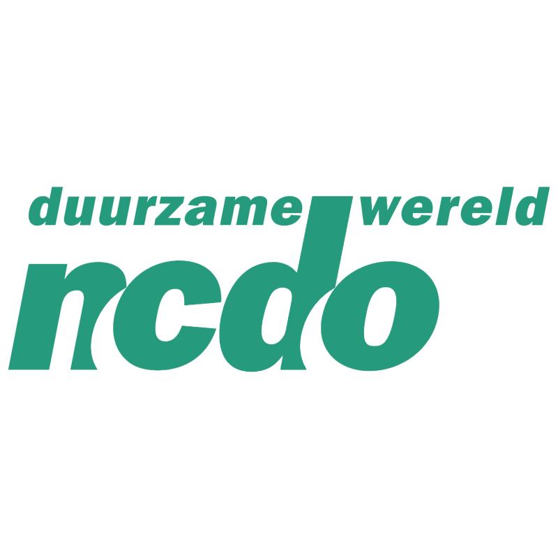 NCDO vector logo