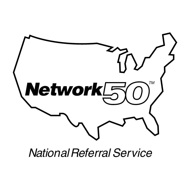 Network 50 vector