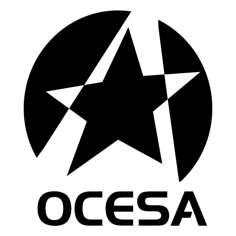OCESA vector logo