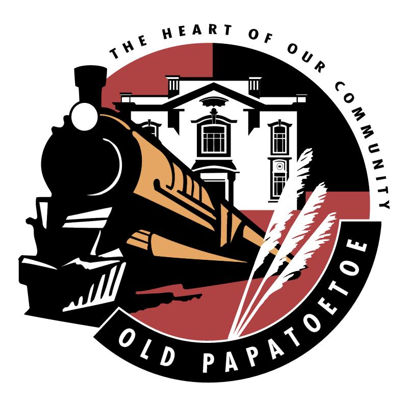 Old Papatoetoe vector