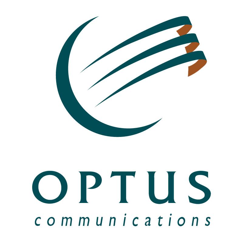 Optus Communications vector