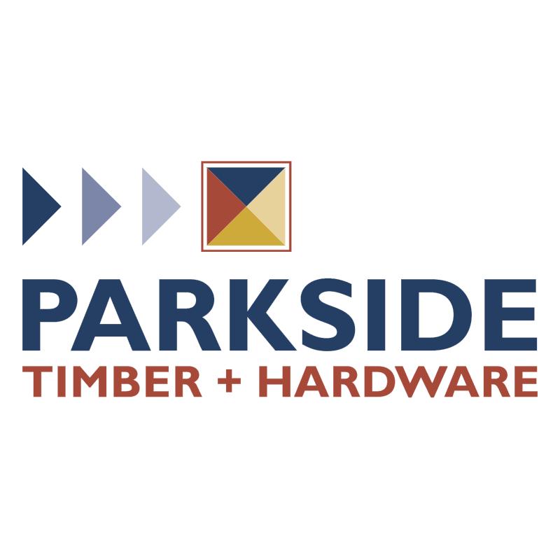 Parkside Timber + Hardware vector logo