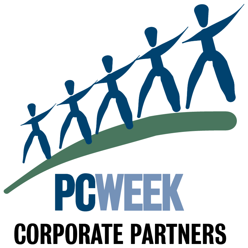 PCWEEK Corporate Partners vector
