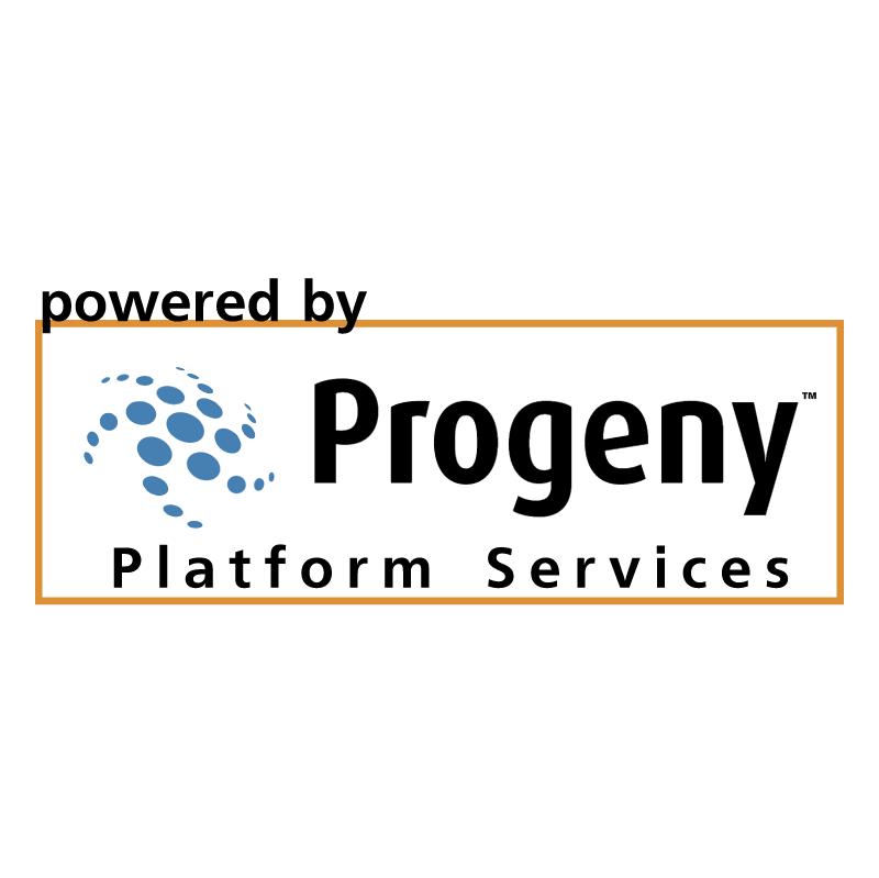 Progeny Platform Services vector