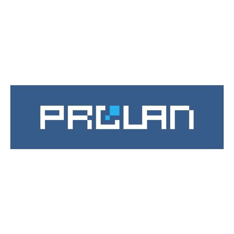 Prolan vector logo
