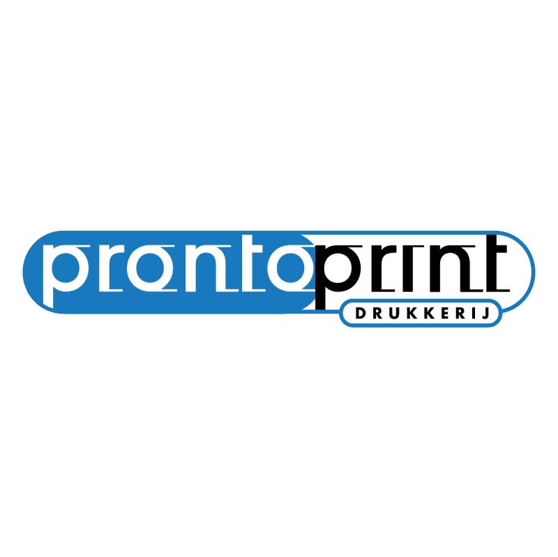 ProntoPrint vector