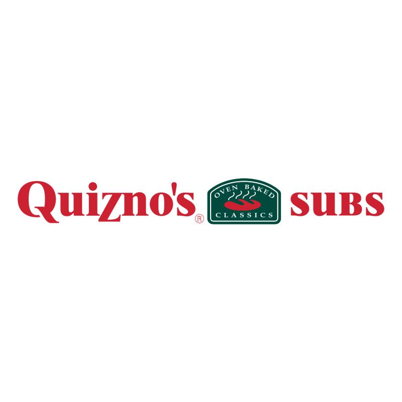 Quizno's subs vector logo