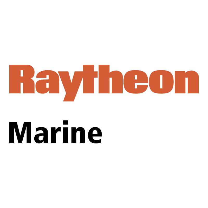 Raytheon Marine vector