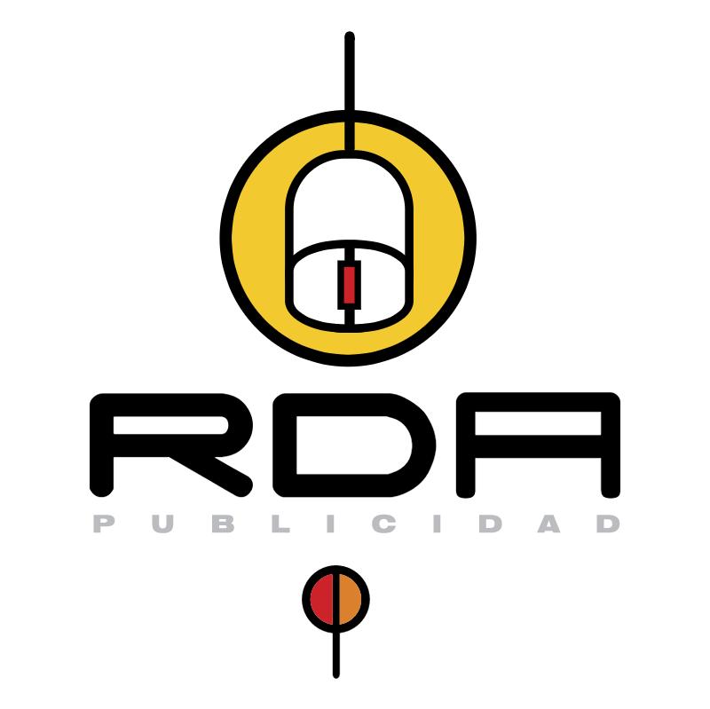 RDA Publicidad vector