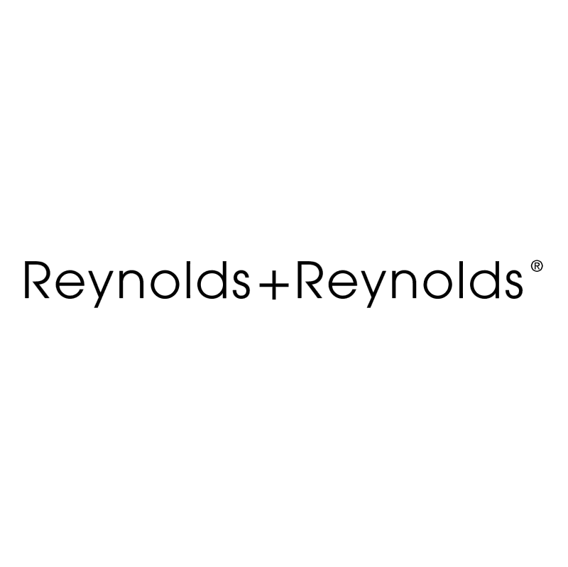 Reynolds + Reynolds vector logo