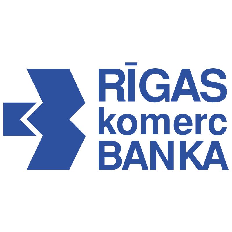 Rigas Komers Banka vector
