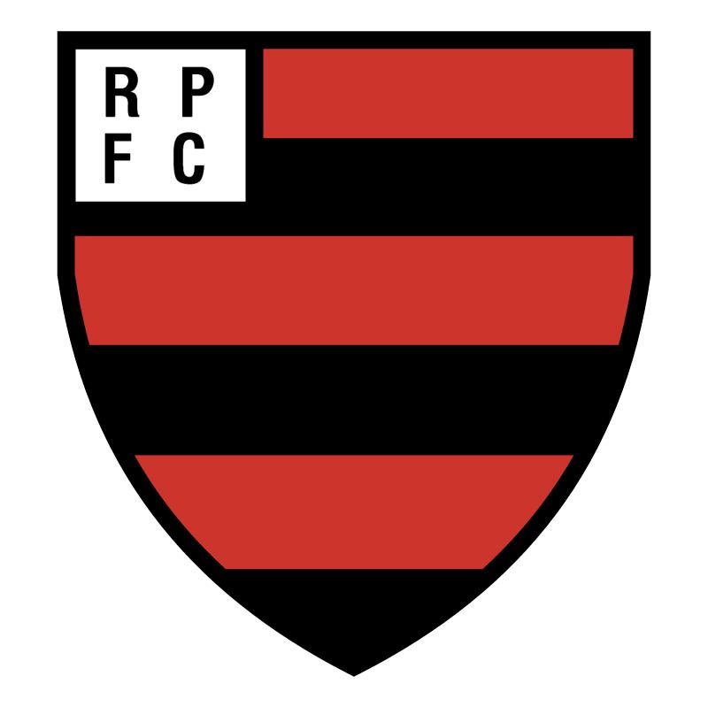 Rio Petropolis Futebol Clube do Rio de Janeiro RJ vector