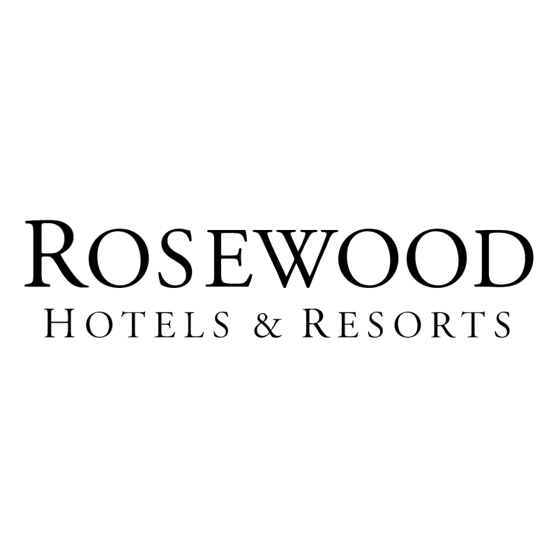 Rosewood Hotel & Resorts vector