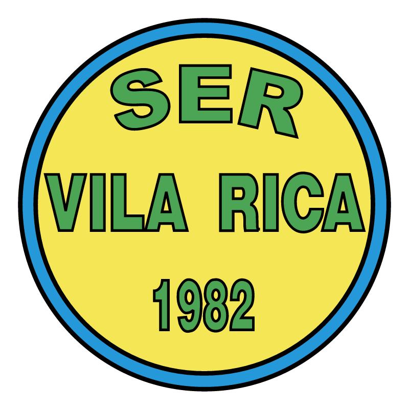 Sociedade Esportiva e Recreativa Vila Rica de Portao RS vector