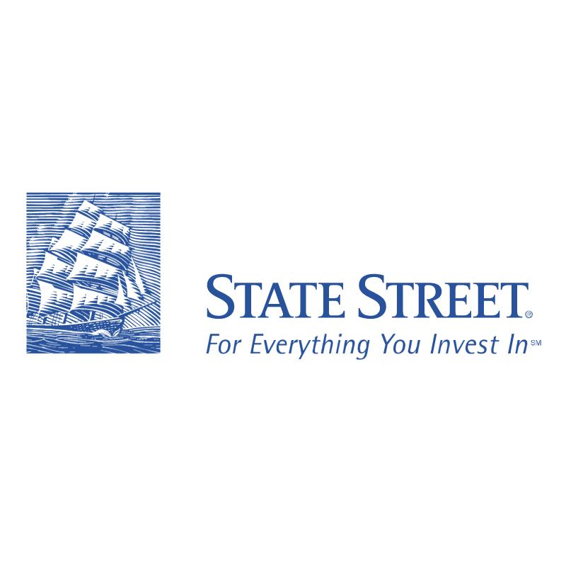 State Street vector logo