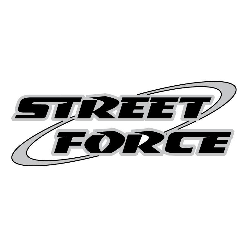 Street Force vector