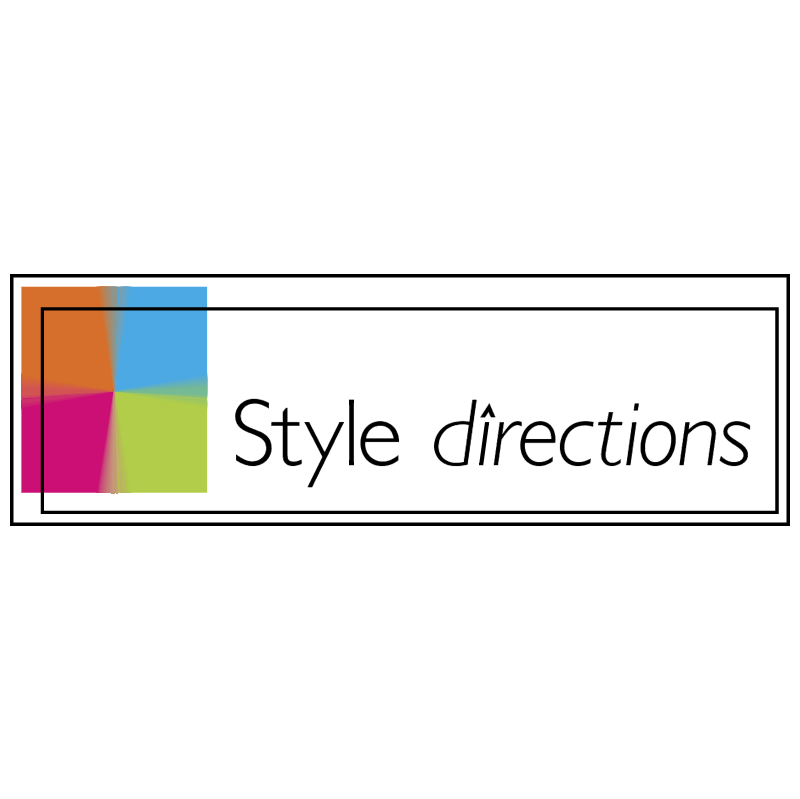 Style Directions vector