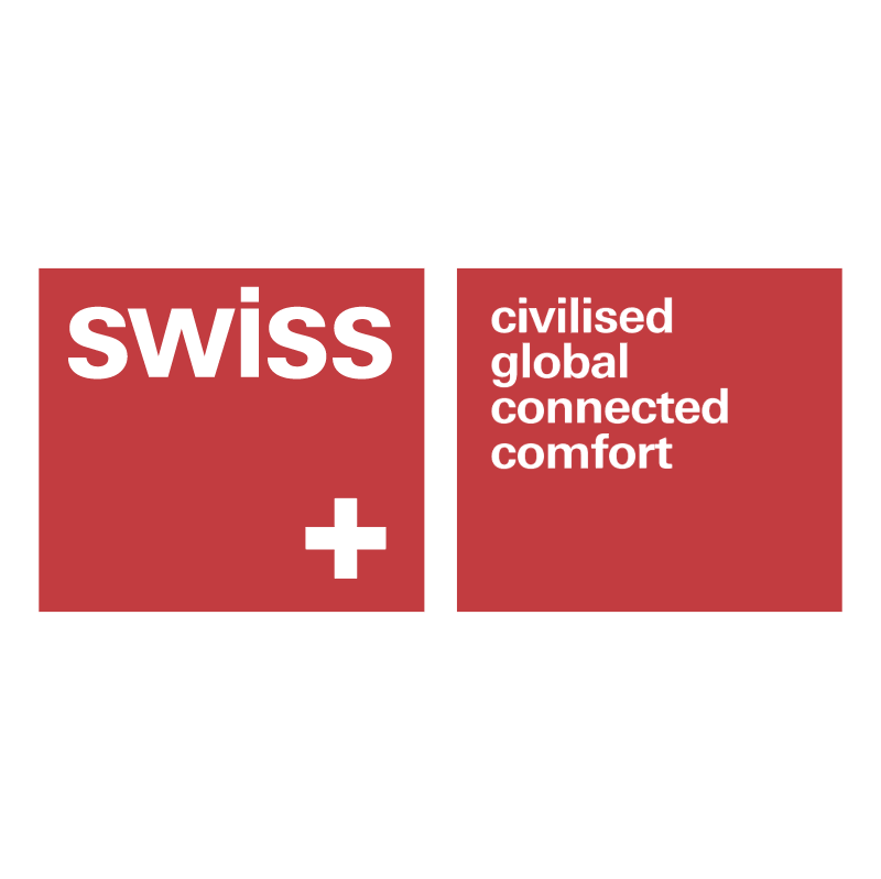 Swiss Air Lines vector