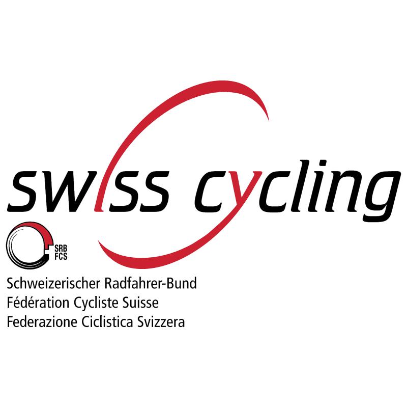 Swiss Cycling vector logo
