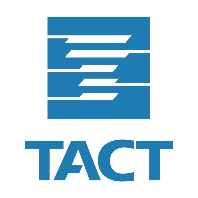 Tact Precision vector logo