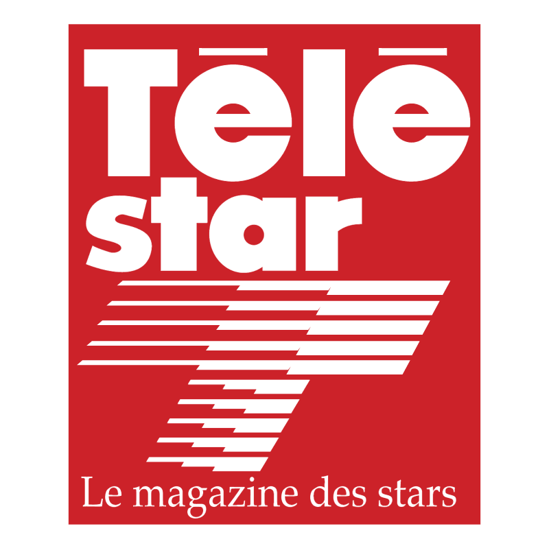 Tele Star vector logo