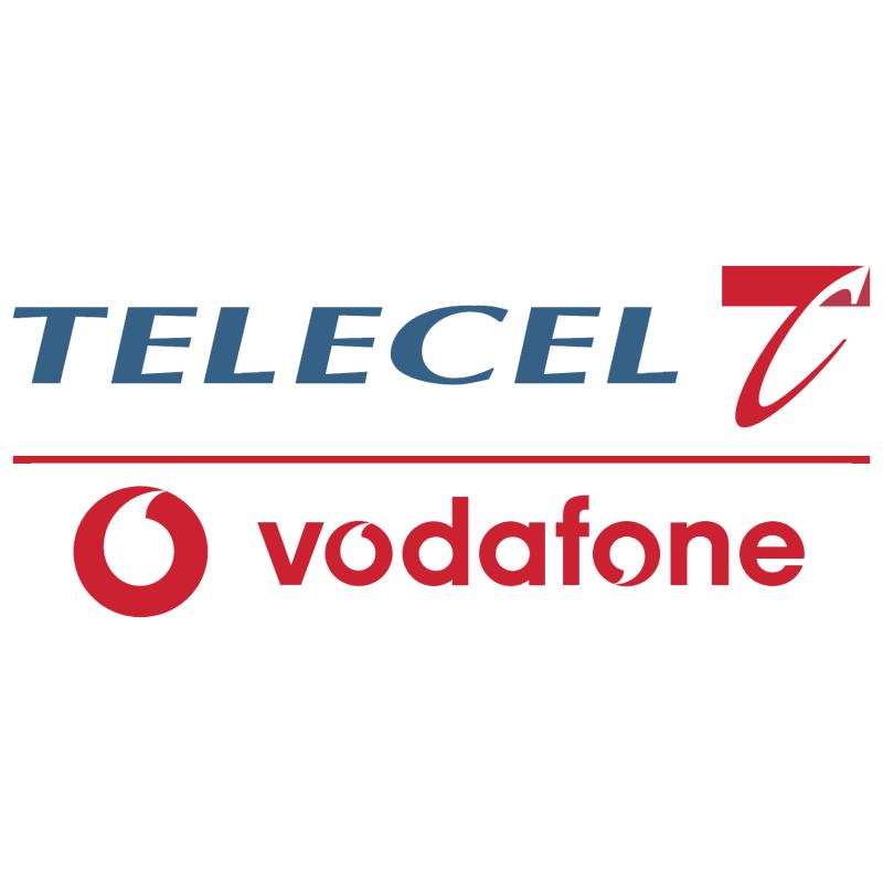 Telecel Vodafone vector