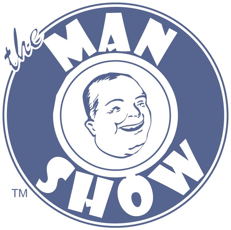 The Man Show vector