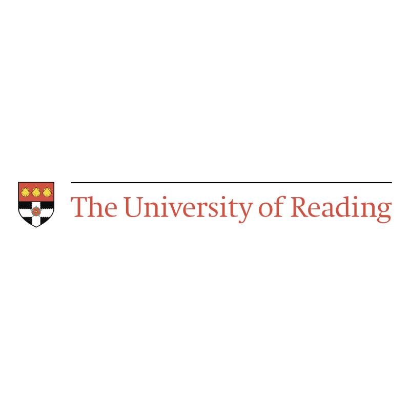 The University of Reading vector logo