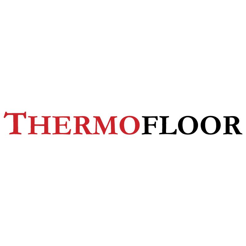 ThermoFloor vector logo