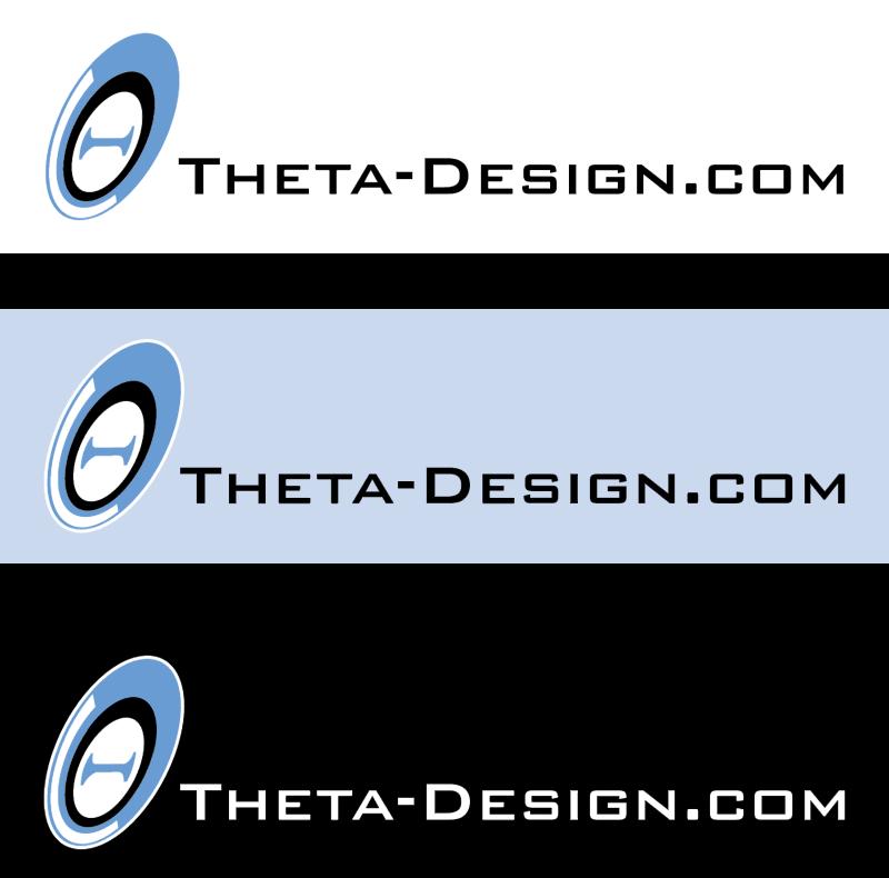 Theta Design com vector