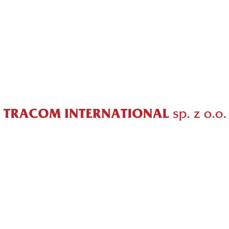 Tracom International vector