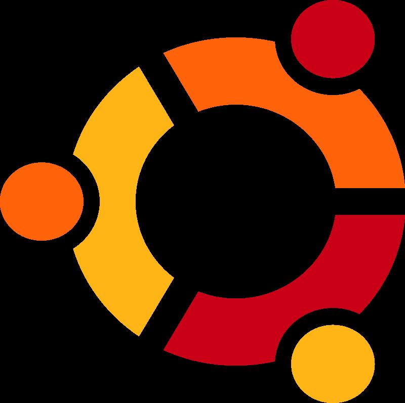 Ubuntu icon vector