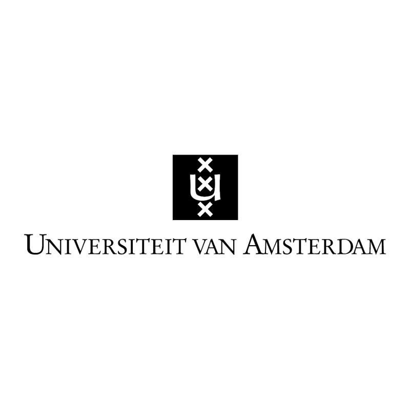 Universiteit van Amsterdam vector