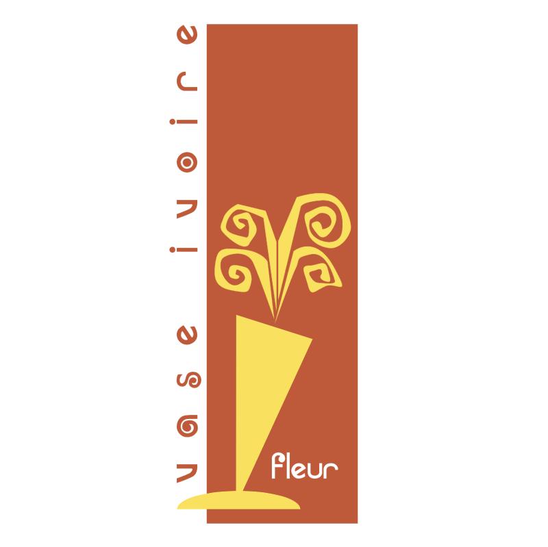 Vase Ivoire vector