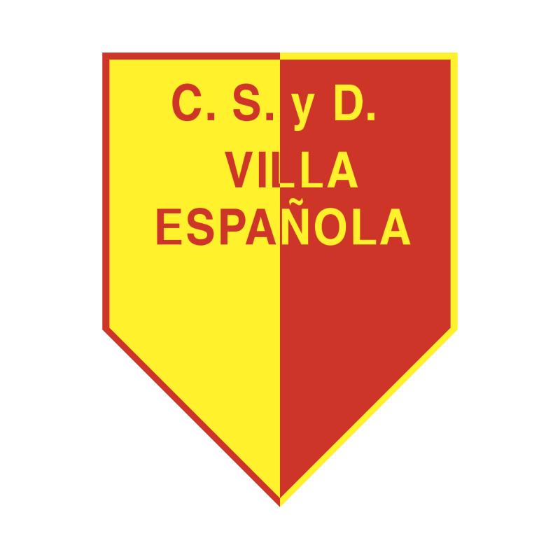 Villa Espanola vector