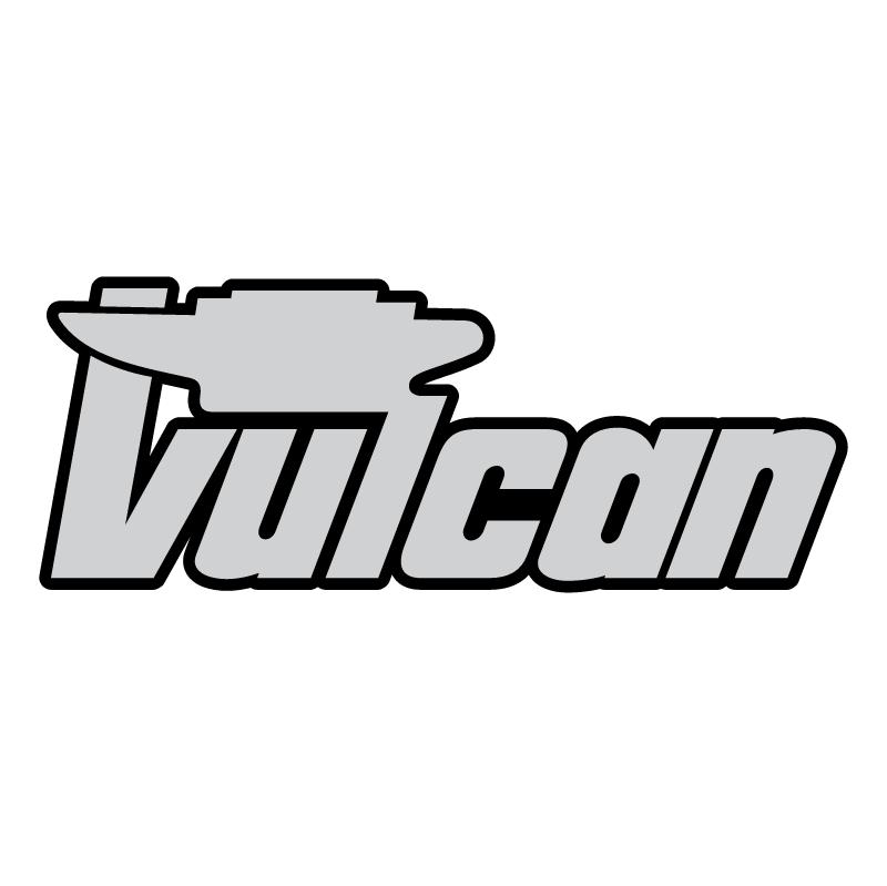 Vulcan vector logo