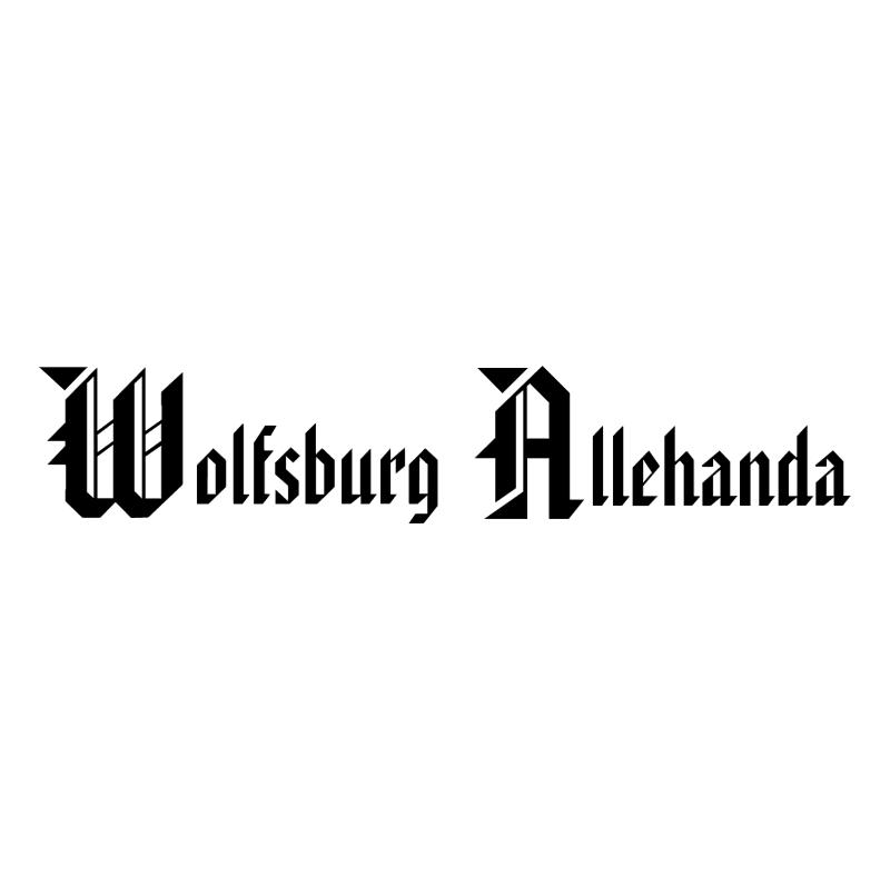 Wolfsburg Allehanda vector