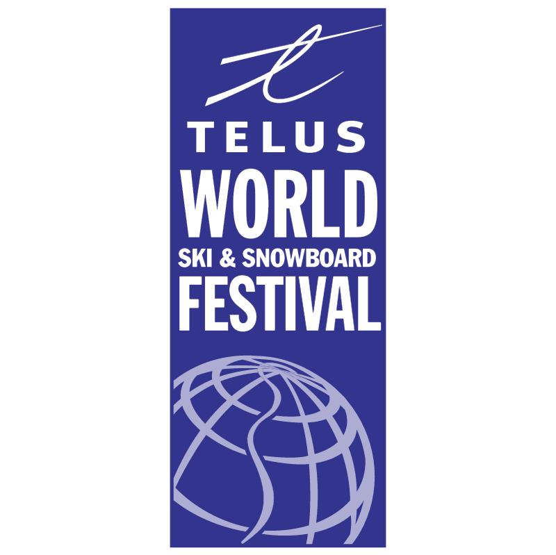 World Ski & Snowboard Festival vector