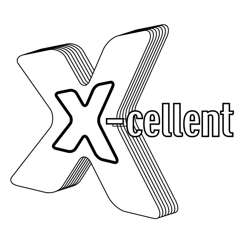 X cellent vector