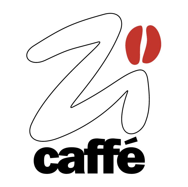 ZI caffe vector