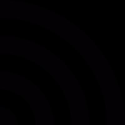 Wifi Sign vector logo