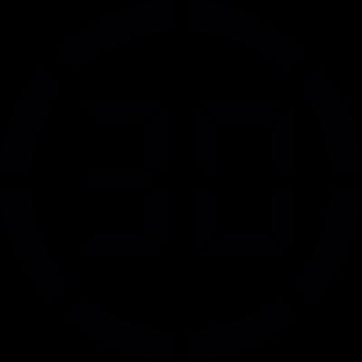 Digital display 30 vector logo
