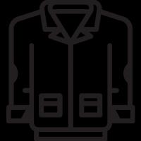 Men Jacket vector