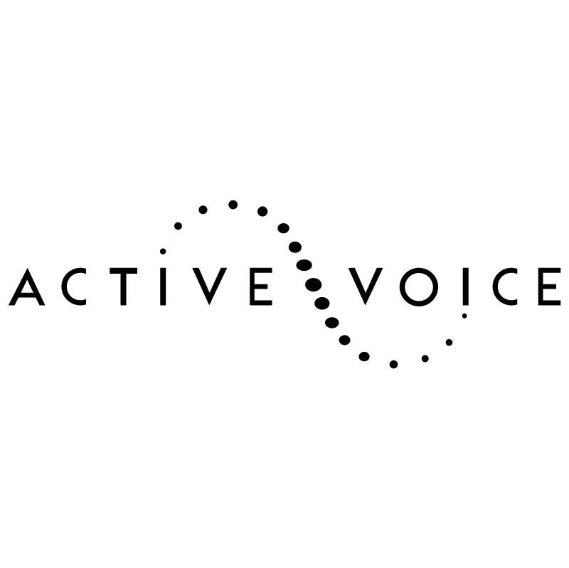 Active Voice 7189 vector