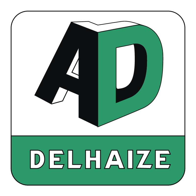 AD Delhaize 34389 vector