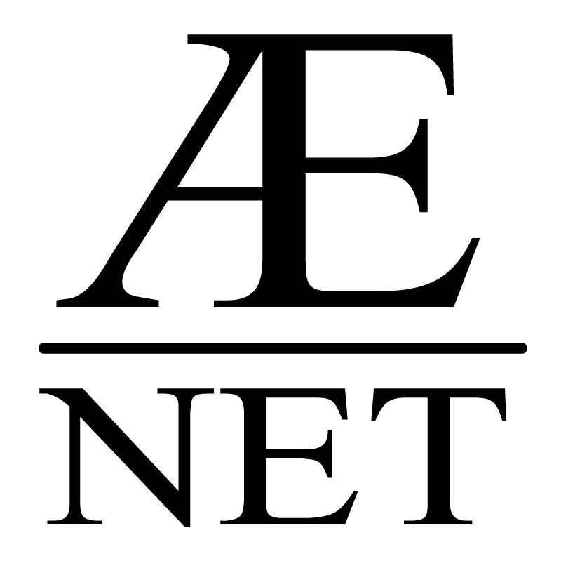 AE Net 35993 vector logo